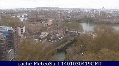 webcam Toulouse Haute Garonne