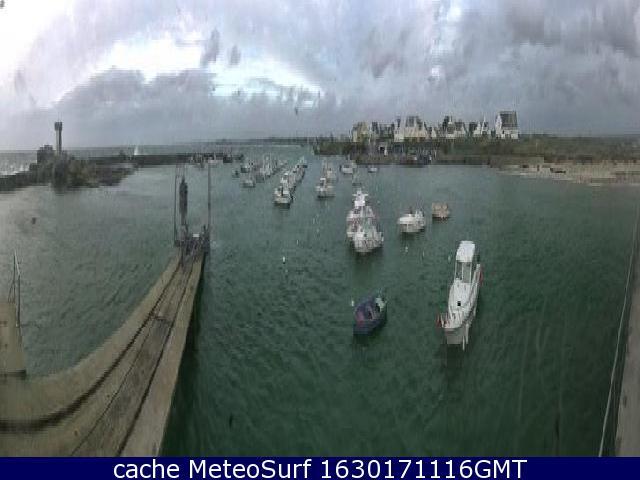 webcam Trégunc Finistère