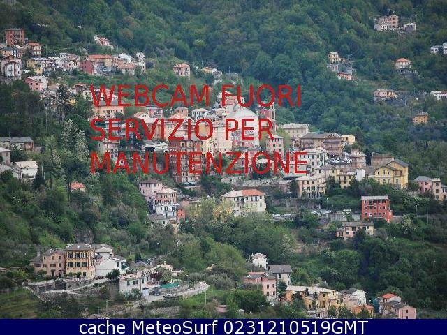 webcam Uscio Genova