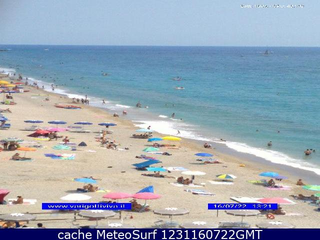webcam Varigotti Savona