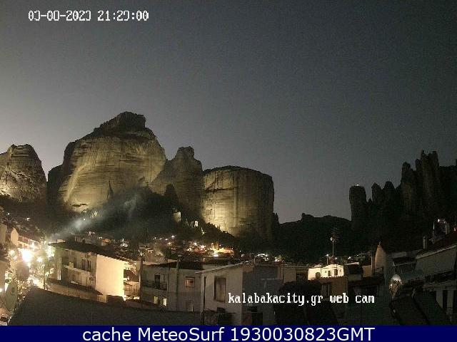 webcam Kalambaka Meteora Trikala