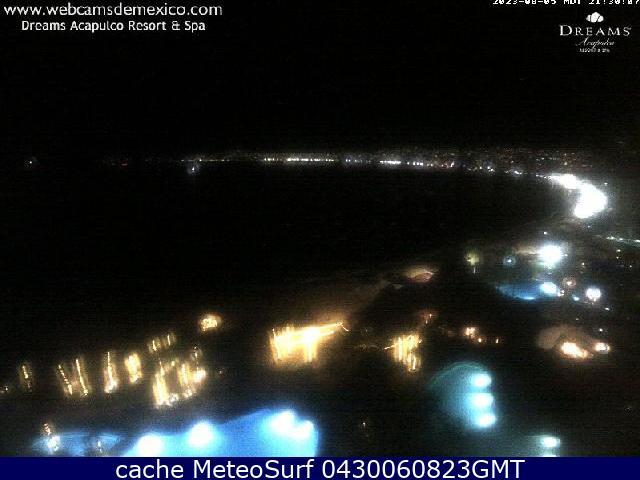 webcam Acapulco Hotel Acapulco de Juárez