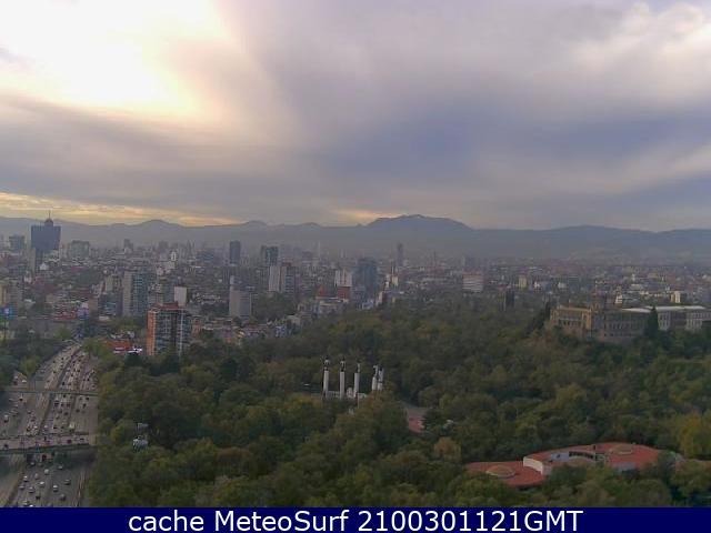 webcam Chapultepec Miguel Hidalgo