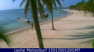 webcam Akumal Tulum
