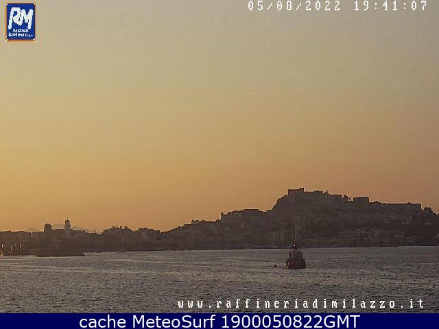 webcam Milazzo Messina