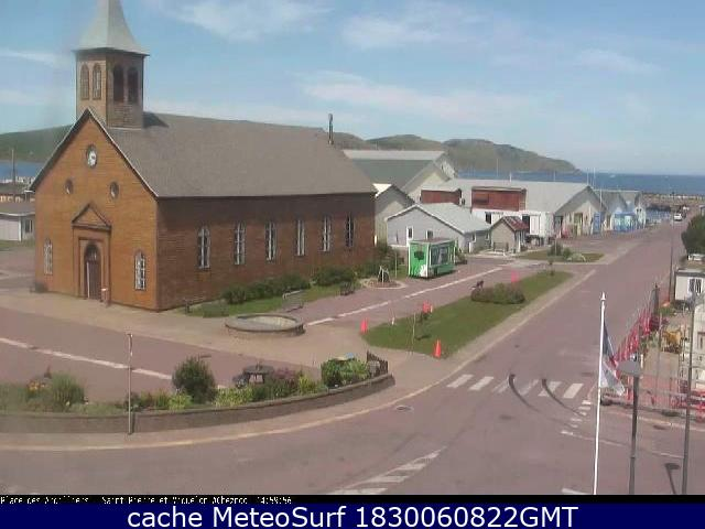 webcam Miquelon Miquelon Langlade