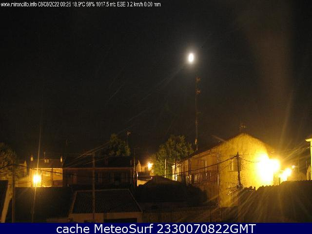 webcam Mironcillo �vila
