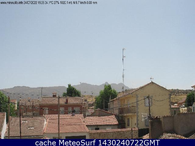 webcam Mironcillo Ávila
