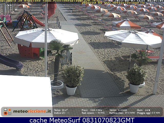 webcam Misano Adriatico Rimini