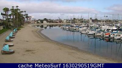 webcam Mission Bay San Diego