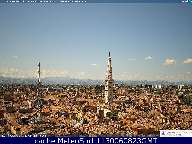 webcam Modena Modena