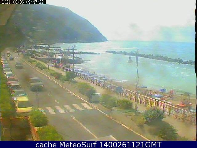 webcam Moneglia Genova