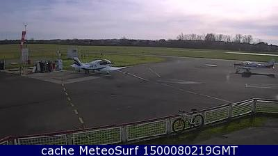 webcam Montauban Airport Tarn