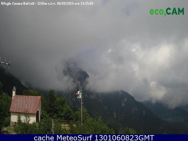 webcam Monte Fumante Vicenza