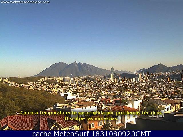 webcam Monterrey Monterrey