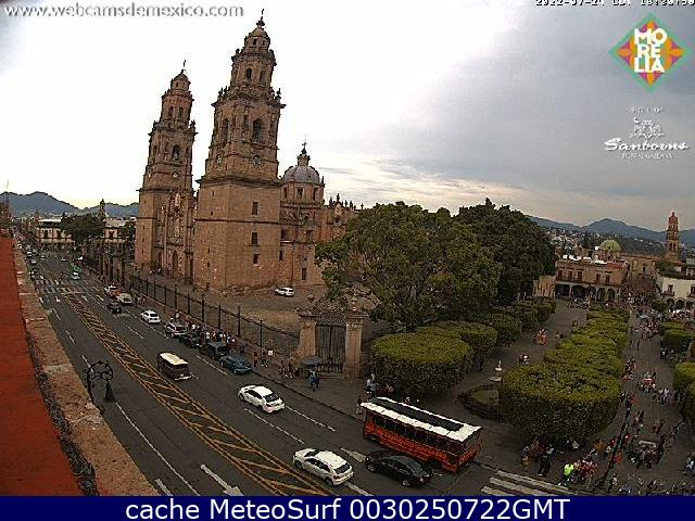 webcam Morelia Morelia