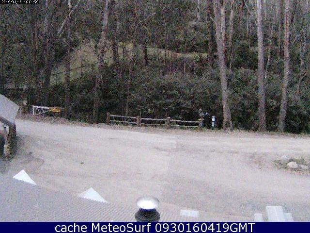 webcam Mt Stirling Northeast Victoria