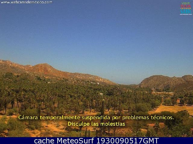 webcam Mulegé Mulegé