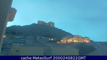 webcam Mula Río Mula