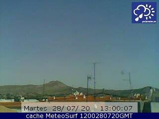 webcam Yecla Altiplano