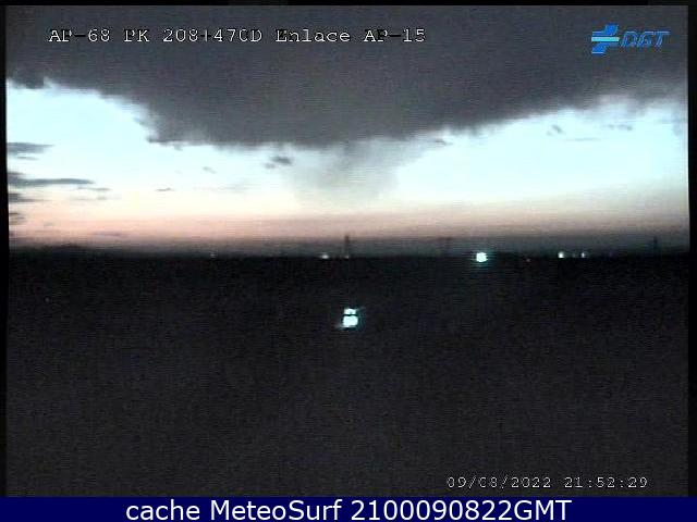 webcam Corella Tudela