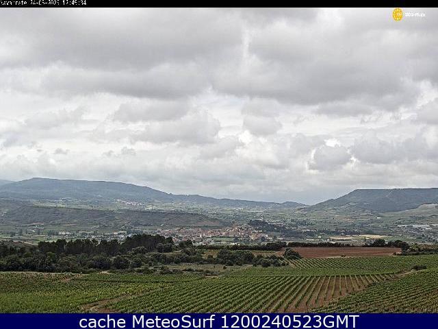webcam Navarrete La Rioja
