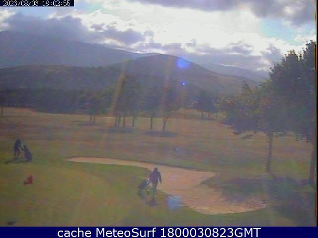 webcam Nestares Golf Campoo-Los Valles