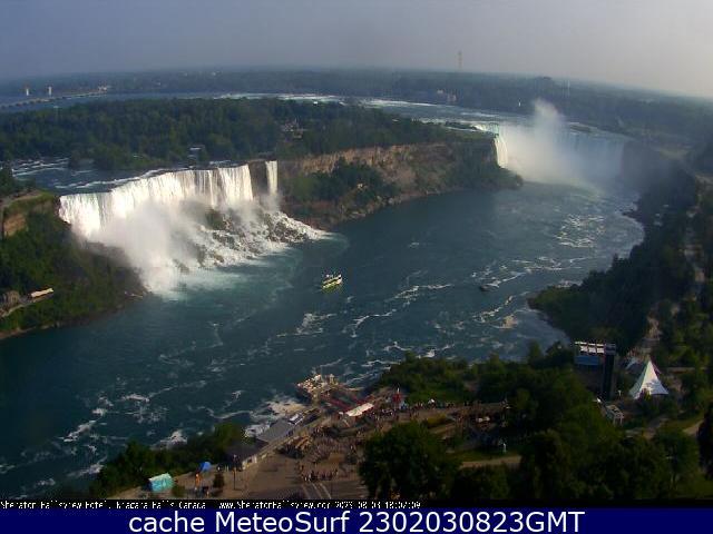 webcam Niagara Falls Hotel Niagara