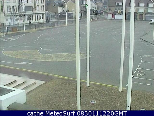 webcam Arromanches Calvados