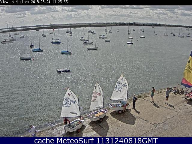 webcam Northey Island East of England