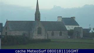 webcam Notre Dame de Penhors Finistère