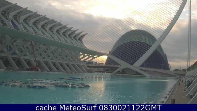 webcam Oceanografico Valencia