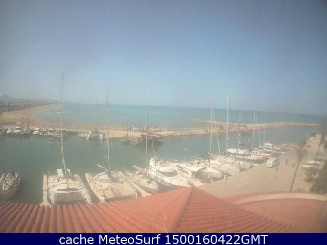 webcam Oliva Valencia