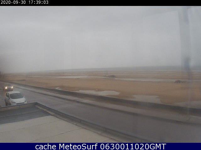 webcam Omaha Beach Calvados
