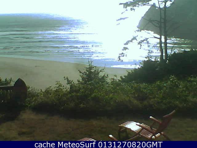 webcam Agate Beach Lincoln