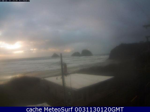 webcam Oceanside OR Tillamook