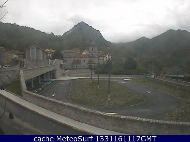 webcam Oseja de Sajambre Leon