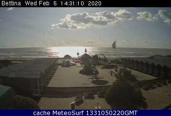 webcam Ostia Lido Roma