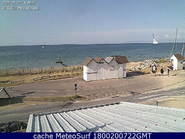 webcam Ouistreham Calvados