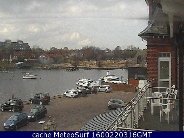 webcam Oulton Broad Suffolk