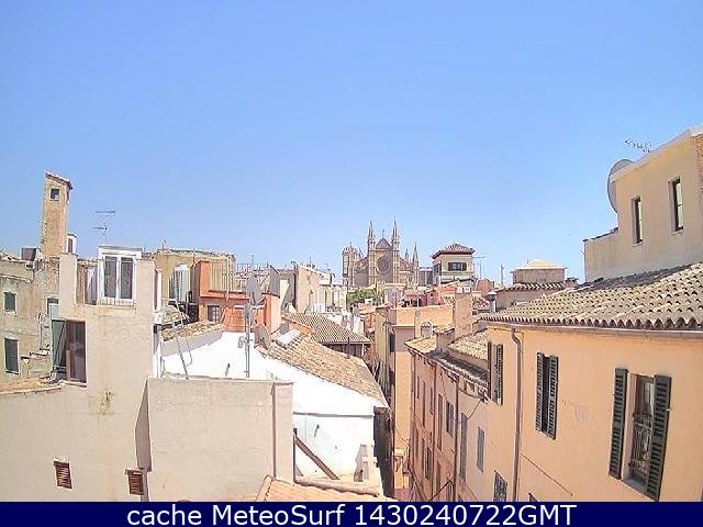 webcam Palma de Mallorca Plaa Islas Baleares
