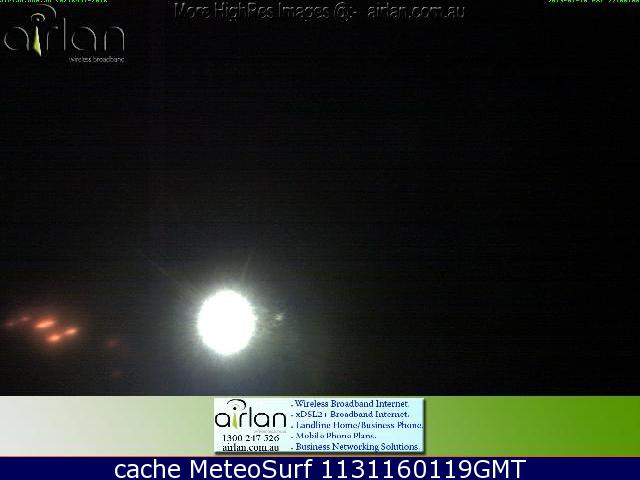 webcam Pambula Beach South-Eastern