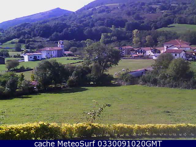 webcam Amaiur Pamplona