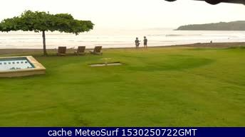 webcam Playa Venao Pedasí