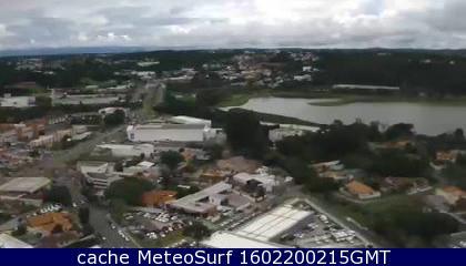webcam Curitiba Panorama Curitiba