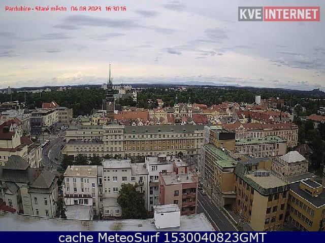 webcam Pardubice Pardubice District