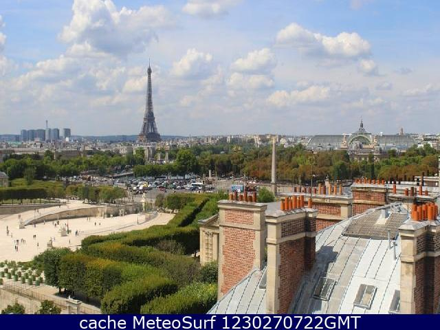 webcam Paris Paris