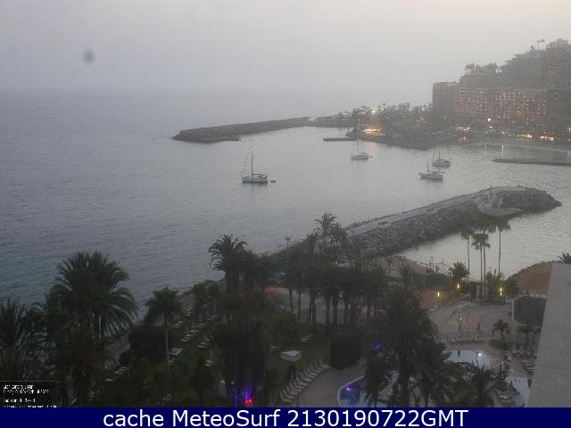 webcam Patalavaca Hotel Las Palmas
