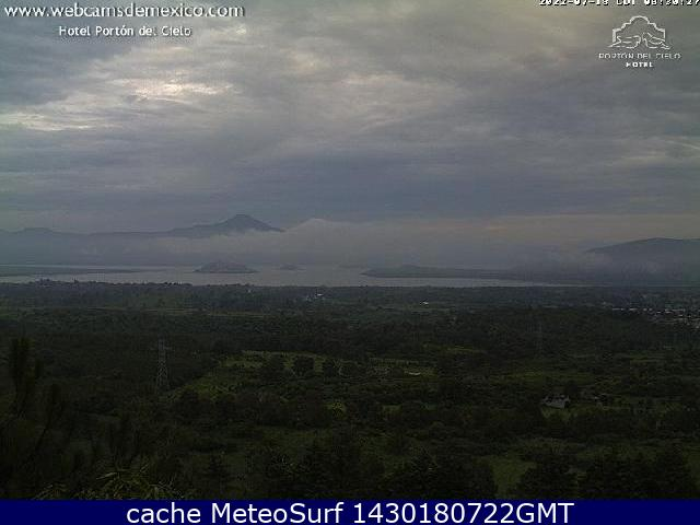 webcam Lago Pátzcuaro Pátzcuaro