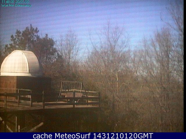 webcam Peach Orchard Clay